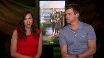 "IR Interview: Michaela Watkins & Tommy Dewey For ""Casual"" [Hulu-S3]"