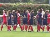 2017 U19 Féminines J03 Phase 1 VENDENHEIM REIMS 4-0, le 07/10/2017