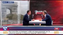"""Louis Aliot: """"La Corse est française… mais il y a certains petits avantages qu'on peut donner aux Corses"""""""