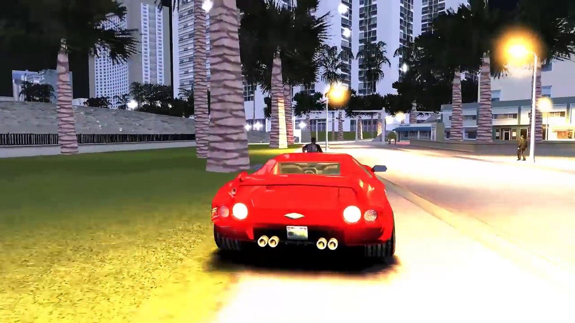 Grand Theft Auto Vice City Remaster with GTA IV Physics and Ragdoll  Euphoria Gameplay