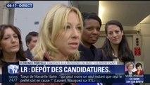 Les Républicains: Florence Portelli dépose sa candidature à la présidence du parti