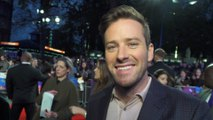 Exclusive Interview: Armie Hammer explain why he joined 'Call Me By Your Name'