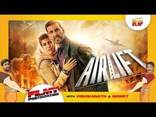 AIRLIFT | Akshay Kumar |  Nimrat Kaur | Directed by Raja Krishna Menon