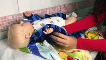 LEVANDO O MEU BEBÊ REBORN CAMERON AO PEDIATRA (Taking My Baby to the Pediatrician) - GABI REBORN