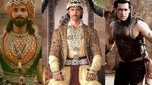 Ranveer Singh, Shahid Kapoor To Salman Khan And ShahRukh Khan As Fierce Warriors Of Bollywood