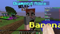 Celebrities Take Over Minecraft - Britney Spears and Adele Play Skywars / Episode 1