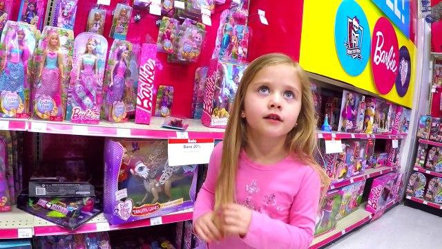 TOYS R US Toy Hunt BARBIE Dolls DISNEY FROZEN Elsa Batman NEW SHOPKINS LEGO Playsets PTU Episode 293