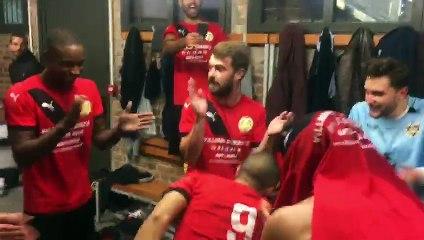 08/10/2017 Victoire du VSF en coupe de l'essonne.