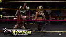Kairi Sane vs. Aliyah WWE NXT, Oct. 4, 2017
