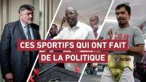 Foot - Politique : Ces sportifs qui font de la politique