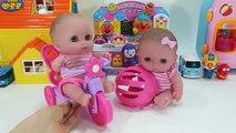 Baby Doll Doctor Syringe hospital play Colors Slime Play toys 아기 인형 병원놀이 콩순이 의사 주사기 뽀로로 장난감