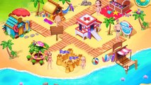 Fun Baby Care - Learn Colors Games Summer Vacation - Beach Party Fun at the Beach Gameplay
