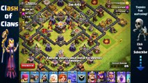 Clash of Clans - New Update and Bowler Walk Strategy | Faster Bowlers!