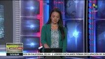 teleSUR noticias. Argentina: ratifican denuncia contra Macri