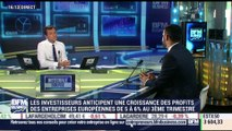 L'actu macro-éco: Les investisseurs anticipent une croissance des profits des entreprises européennes de 5 à 6% au 3ème trimestre - 11/10