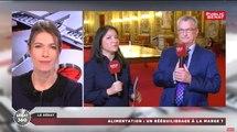 Agriculture: Michel Raison juge scandaleux les déclarations de M.E Leclerc