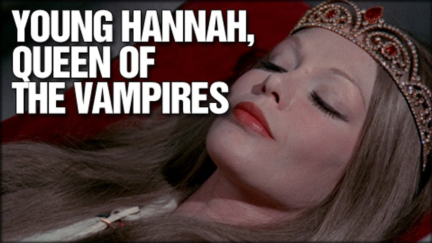 Young Hannah Queen of the Vampires (1973) - (Horror, Drama)  [Andrew Prine, Mark Damon, Patty Shepard]  [Feature]