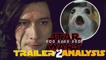 Star Wars The Last Jedi Trailer #2 Reaction & Analysis