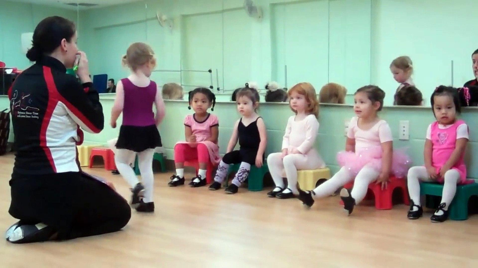Toddler//Little Kid Dance Class B700 Ballet Shoe