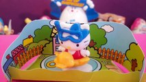 Kinder Surprise Eggs Play doh Peppa Pig Hello Kitty Minnie Mouse Minions [MST]