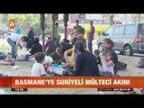 İzmir'e Suriyeli mülteci akını - atv Gün Ortası Bülteni