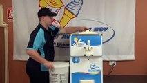 Frosty Boy Smach Soft Serve Machine Training Video
