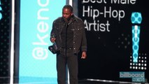 Kendrick Lamar Wins Big With 'Album of the Year' Award at BET Hip-hop Awards 2017 | Billboard News