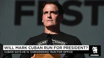 """Shark Tank's"" Barbara Corcoran: Mark Cuban Would Be a Great President"