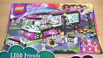 LEGO Friends 41106 Pop Star Tour Bus