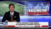 """""""DON'T Pull That Crap on Me!"""" Tucker Gets MAD at NFL Player for Disrespecting the Anthem and Flag"""