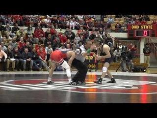125 lbs Jose Rodriguez, OSU vs Aaron Assad, Missouri