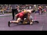 165 lbs Alex Marinelli, IOWA vs Isaiah Martinez, ILL