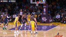 Brandon Ingram (13 pts) Highlights vs Jazz  Oct 10  Lakers vs Jazz  NBA Preseason