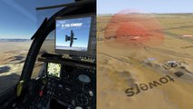 Oculus Rift CV1 First Impressions in DCS: World - A-10C