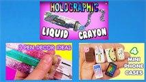 DIY School Supplies - 3 Lip Balm DIYs (Mini Notebook, Mini Pen & Keychain) Baby Lips DIY Crafts