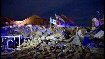 Primeras imagenes despues del terremoto en mexico 8.2 | 7/9/17