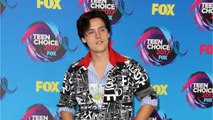 Cole Sprouse Addresses Brother Appearing On 'Riverdale'