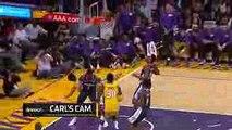 Lonzo Ball Highlights vs Nuggets  Oct 2  LA Lakers vs Denver Nuggets  NBA Preseason