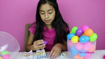 Giant Shopkins Surprise Egg made of Play Doh full with Shopkins Surprise Eggs