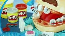 Play Doh Doctor Drill N Fill Playset w/ Doc McStuffins Dentist Hasbro Toys Playset Juego de Dentista