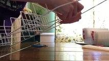 Dollar Tree DIY - Door Organizer - can hold crafting supplies - Washi - endless possibilities