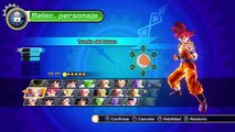 DRAGON BALL XENOVERSE Mision secundaria 16 Vegeta Super Sayan