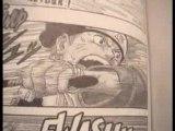 Combat Luffy VS Naruto (Version Mangas)