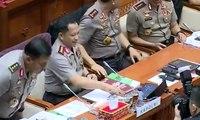 Komisi III DPR Gelar Rapat dengan Kapolri