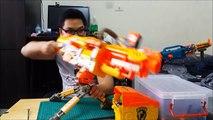 靖元NERF軍火庫 NERF EBF-25 NERF 火神機槍