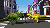Hulk Fat Gorilla Dinosaur Finger family - Hulk Fighting Dancing Finger family Rhymes 3d Animation
