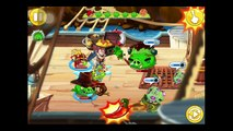 Angry Birds Epic: Mater Avenger Birds Combs, Cave 6, Endless Winter 6, Walkthrough&Gameplay