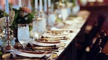 The Springs Events sweet geode themed wedding film