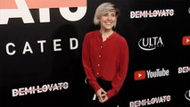 """Hannah Hart """"Demi Lovato: Simply Complicated"""" YouTube Premiere Red Carpet"""