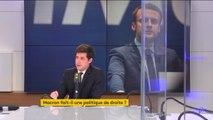 """Julien Denormandie (LREM) ne sera pas candidat à la tête du parti : """"ma tâche elle est au sein du gouvernement"""""""